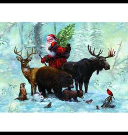 Piatnik Equipe du Père Noël (1000 pièces)