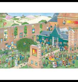 Jumbo Spiele The Art Market (2000 pièces)
