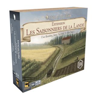 Matagot Viticulture : Les Saisonniers de la Lande [French]