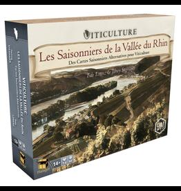Matagot Viticulture : Les Saisonniers de la Vallée du Rhin [français]