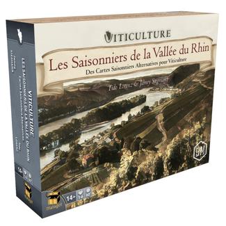 Matagot Viticulture : Les Saisonniers de la Vallée du Rhin [French]