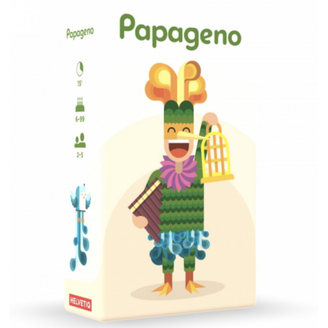 Helvetiq Papageno [multilingue]