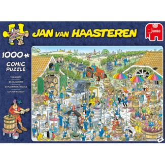 Jumbo The Winery - JvH (1000 pieces)