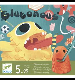 Djeco Gloutons [multilingue]