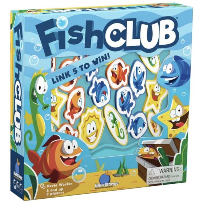 Blue Orange Fish Club [Multi]