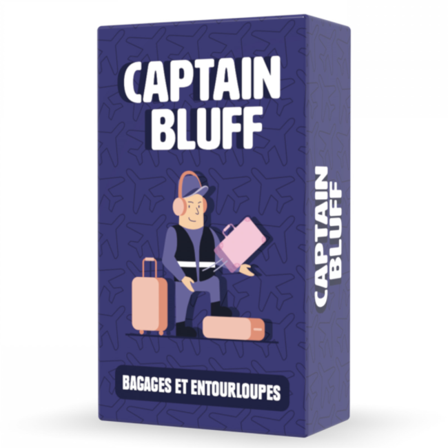 Helvetiq Captain Bluff [multilingue]