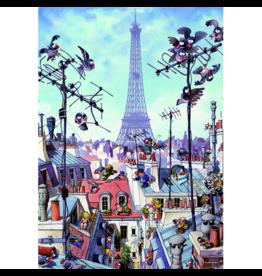 Heye Eiffel Tower (1000 pièces)