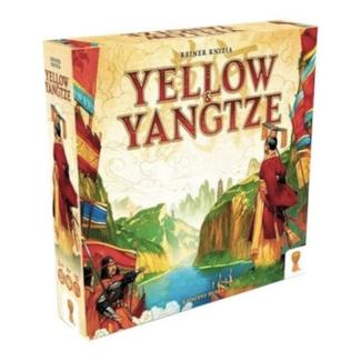 Matagot Yellow & Yangtze [French]