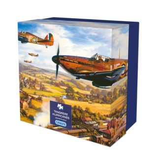 Gibsons Tangmere Hurricanes (500 pieces)