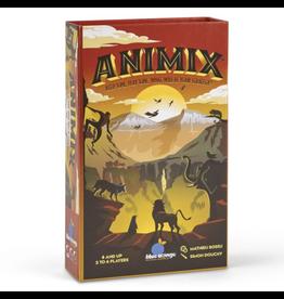 Blue Orange Animix [multilingue]