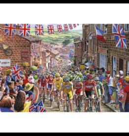 Gibsons Le Tour de Yorkshire (500 pièces)