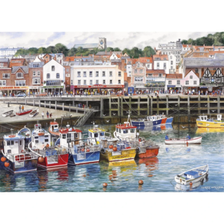 Gibsons Scarborough (1000 pieces)