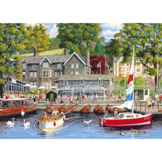 Gibsons Summer in Ambleside (1000 pièces)