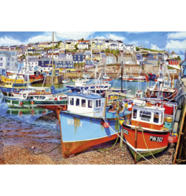 Gibsons Mevagissey Harbour (1000 pièces)