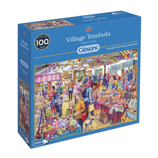 Gibsons Village Tombola (1000 pièces)