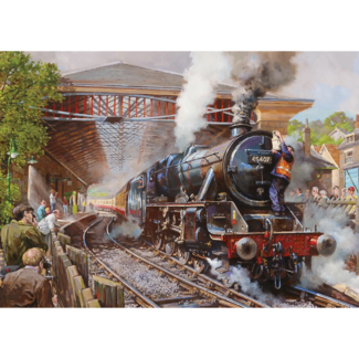 Gibsons Pickering Station (1000 pieces)