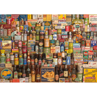 Gibsons The Brands that Built Britain (1000 pieces)