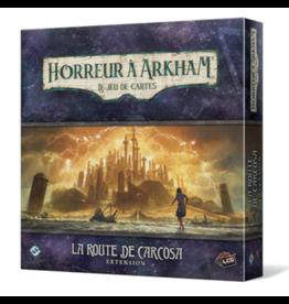 Fantasy Flight Games Horreur à Arkham (JCE) : La route de Carcosa [français]