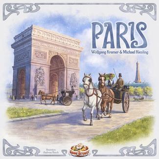 Game Brewer Paris [English]