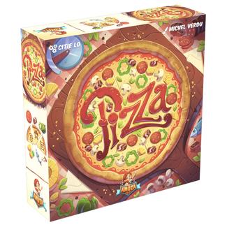 Amuza Pizza [English]