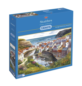 Gibsons Staithes (1000 pièces)