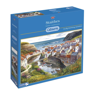Gibsons Staithes (1000 pieces)