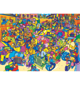 Gibsons Carnival (1000 pièces)