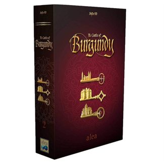 Ravensburger Castles of Burgundy (the) (New Edition) [Multi] ***Damaged box 001***