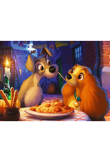 Ravensburger Disney - Lady and the Tramp (1000 pièces)