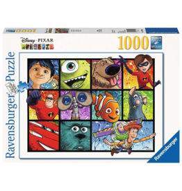 Ravensburger Esquisse Pixar (1000 pièces)