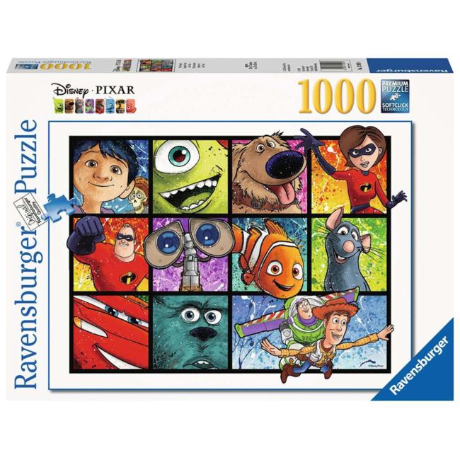 Ravensburger Esquisse Pixar (1000 pieces)