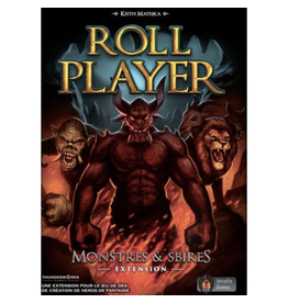 Intrafin Roll Player : Monstres & Sbires [français]