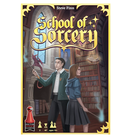 Dr. Finn's games School of Sorcery [anglais]