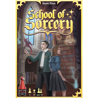 Dr. Finn's games School of Sorcery [English]