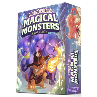 Magpie Wizard Kittens : Magical Monster [anglais]