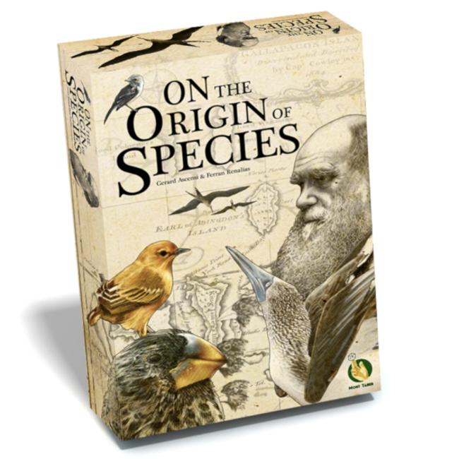 Genius Games On the Origin of Species [English]