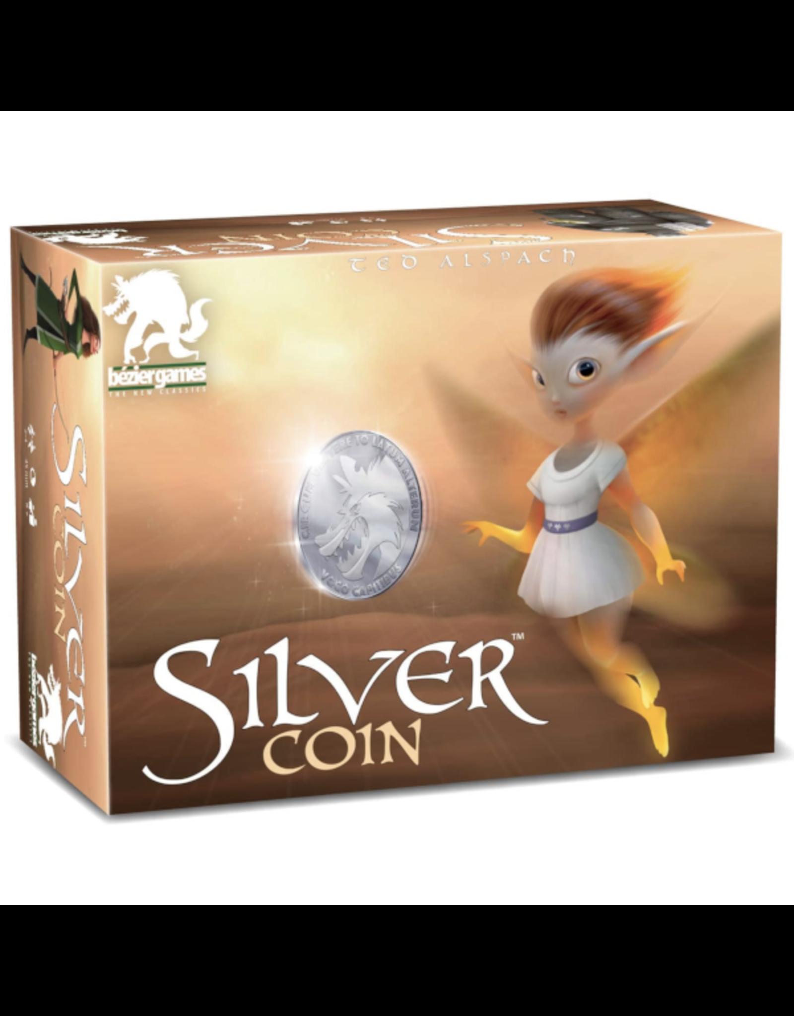 Bézier Games Silver Coin [anglais]