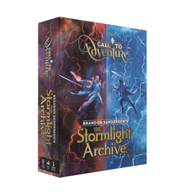 Brotherwise Games Call to Adventure - The Stormlight Archive [anglais]