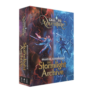 Brotherwise Games Call to Adventure - The Stormlight Archive [English]