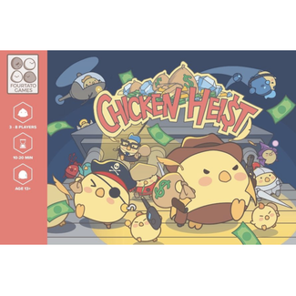 Fourtato Games Chicken Heist [English]