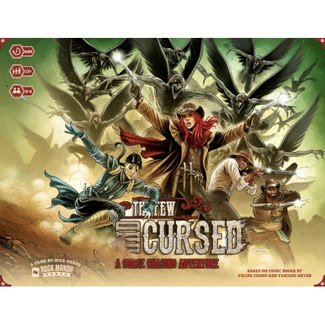 Rock Manor Games Few and Cursed (the) [anglais]