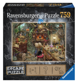 Ravensburger Escape Puzzle - La cuisine de sorcière (759 pièces)