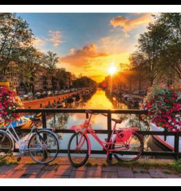 Ravensburger Vélos à Amsterdam (1000 pièces)