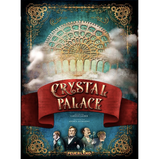 Feuerland Crystal Palace [English]