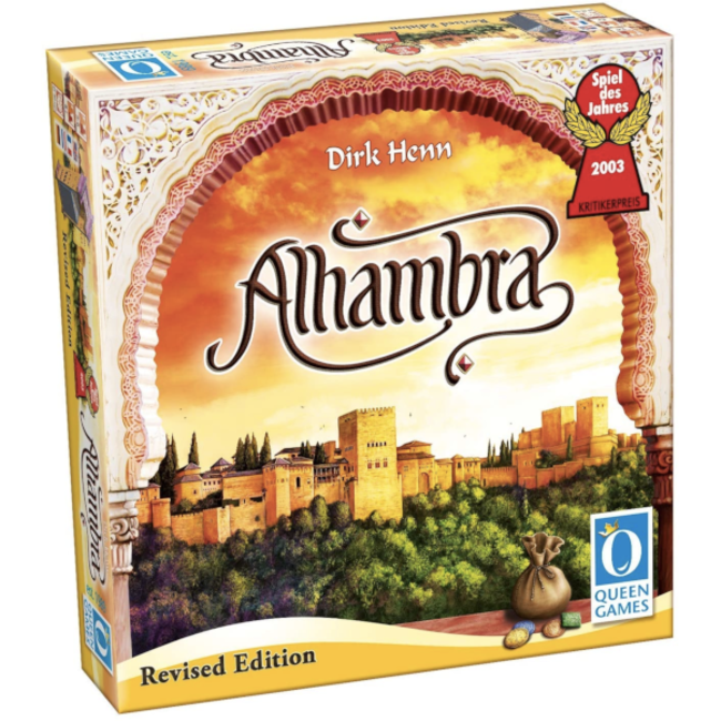 Queen Games Alhambra (Revised Edition) [Multi]
