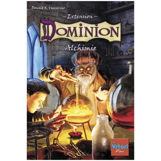 Ystari Games Dominion : Alchimie [French]