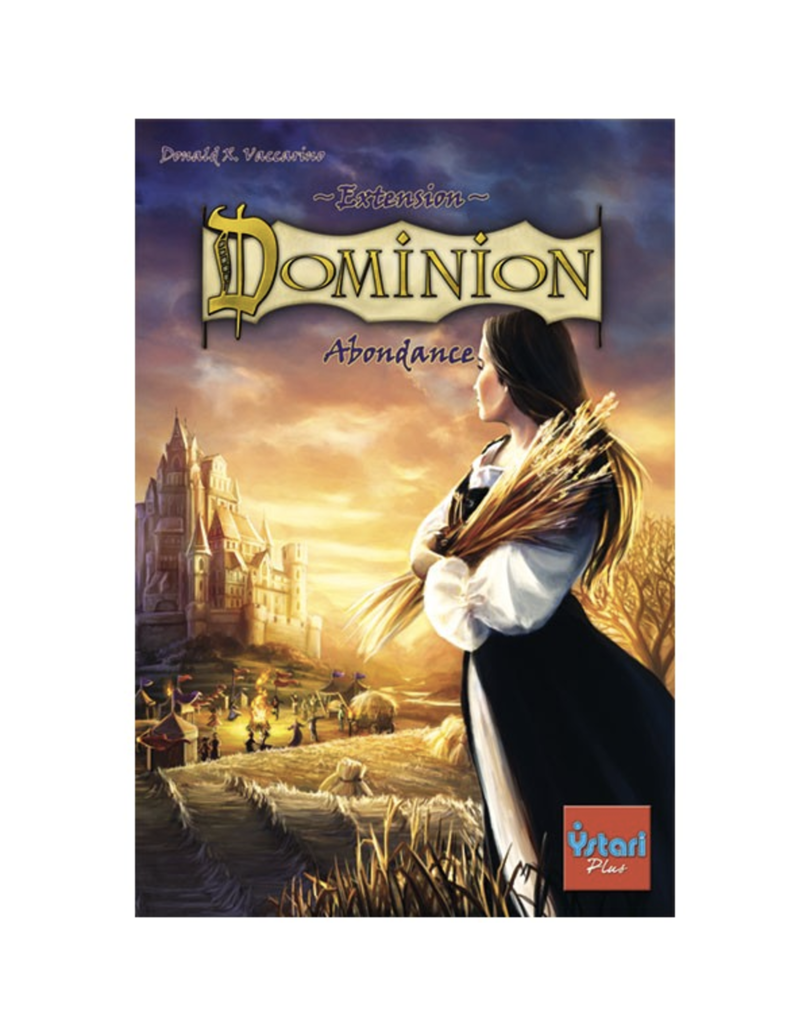 Ystari Games Dominion : Abondance [français]