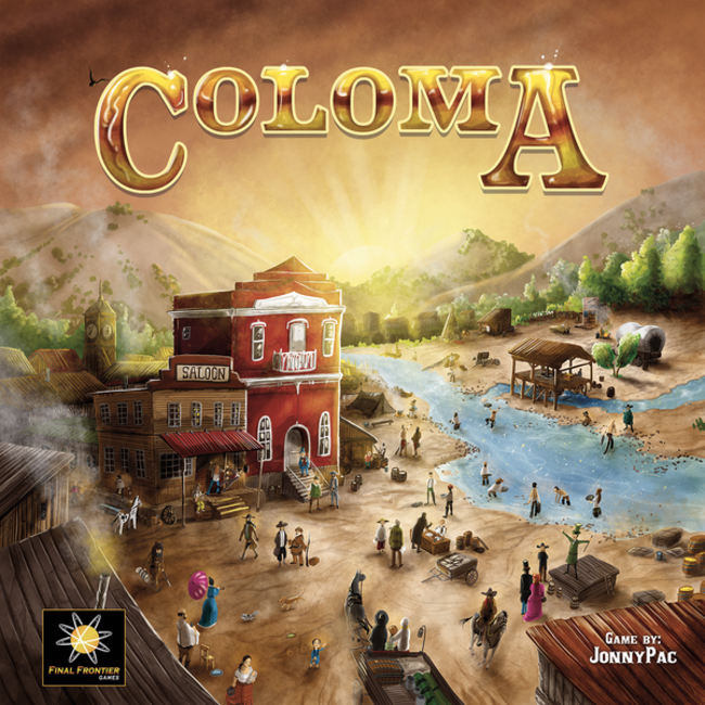 Final Frontier Games Coloma [anglais]