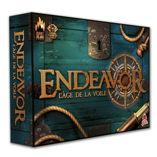 Super Meeple Endeavor - L'Âge de la voile [French]