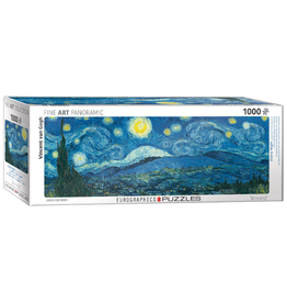 EuroGraphics Puzzle Starry Night (1000 pièces)